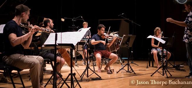 cursos de verano 2018  Un centenar de pianistas y compositores de cuatro continentes asisten a la nueva edición de Valencia International Performance Academy