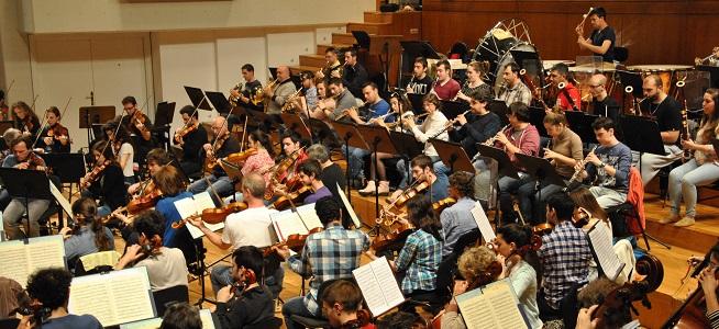 pruebas de acceso  Abierto el plazo de inscripción para la Joven Academia Instrumental de la Orquesta Ciudad de Granada
