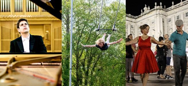 festivales  Los Veranos de la Villa llenarán Madrid de música, danza, circo y mucho más