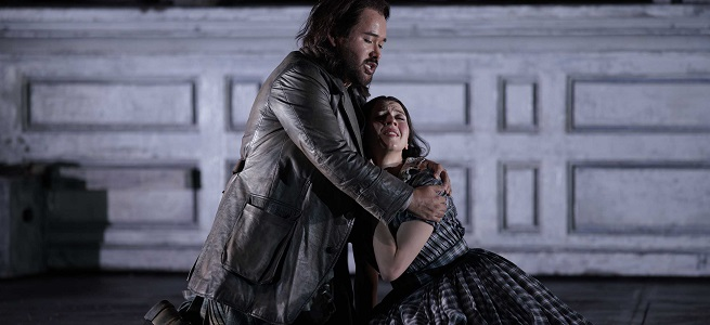 lirica  Lucía di Lammermoor en el Teatro Real, entre la locura y la ensoñación