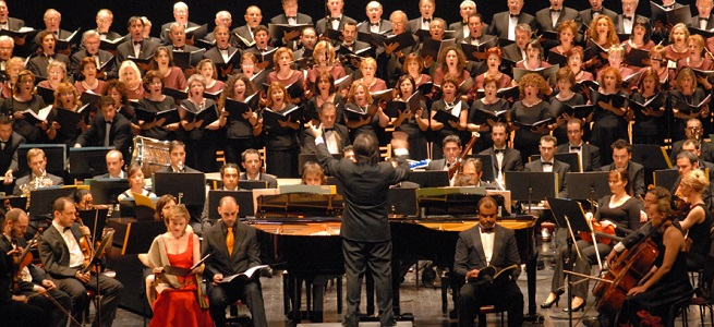 temporadas  La Orquesta y Coro Filarmonía presenta su temporada Aniversario