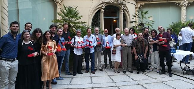 premios  IV Premios Gema a la creatividad e innovación en la música antigua