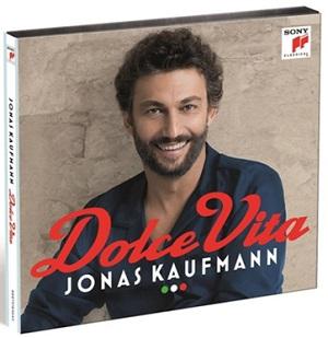 novedades  Sony lanza una edición limitada conjunta en CD y DVD de Doce Vita, de Jonas Kaufmann