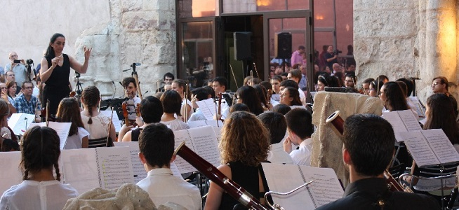 cursos de verano 2018  VIII Encuentro Orquestal Sinfónico (EOS 18)