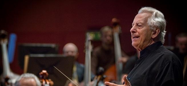 clasica  Günther Herbig dirige la Sinfonía Inacabada de Schubert y la Novena Sinfonía de Bruckner a la Orquesta Filarmónica de Gran Canaria