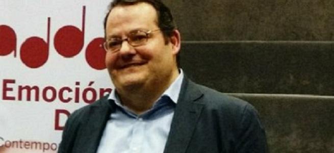 notas  Francisco Lorenzo Fraile de Manterola, nuevo director del Centro Nacional de Difusión Musical
