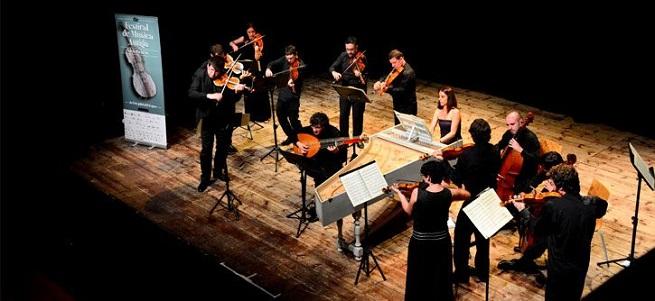 festivales  Pyrenaeus Ensemble y las Cuatro estaciones de Vivaldi, producción estrella de FeMAP se despide este fin de semana