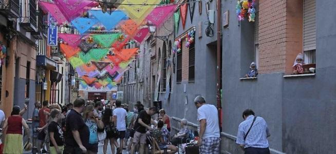 festivales  Comienzan las fiestas de Madrid Centro