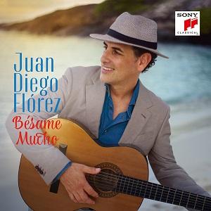 cdsdvds  Juan Diego Flórez interpreta canciones latinas inmortales en el Album Bésame Mucho