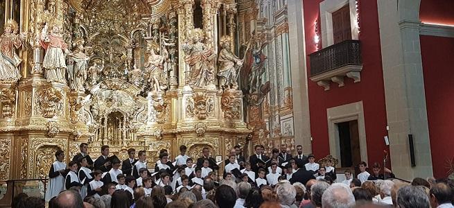 opinion  El Femap inicia su andadura homenajeando a Joan Cererols