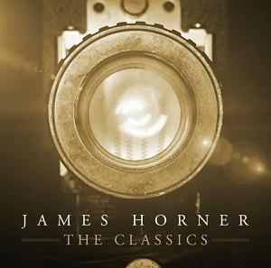 novedades  James Horner, The Classics, editado por Sony