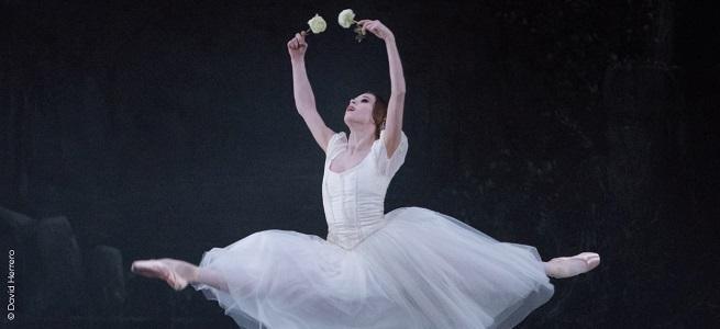 clasica danza  Ballet du Capitole de Tolouse baila Giselle en Peralada