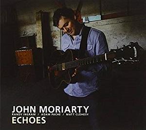 """cdsdvds  John Moriarty: Echoes. """"Cuando no todo es folk en Irlanda"""""""