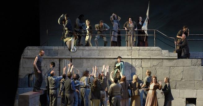 notas al reverso  Ariadne, Dido y Orfeo. El festival de Aix en Provence reivindica el Mediterráneo como cuna operística en su 70º aniversario