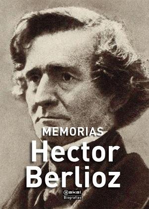 libros  El autorretrato de Berlioz