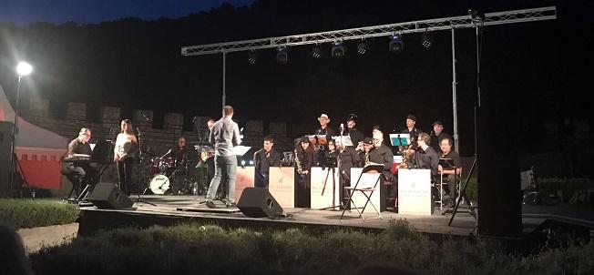 festivales  El Recinto amurallado de Buitrago convertido en un escenario de conciertos al aire libre