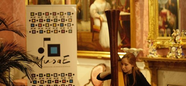 clasica  Comienza MUSAE que llevará la música a los museos estatales de la mano de talentos emergentes