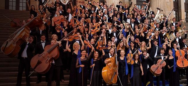 pruebas de acceso  Audiciones de la Joven Orquesta de la Unión Europea 2019