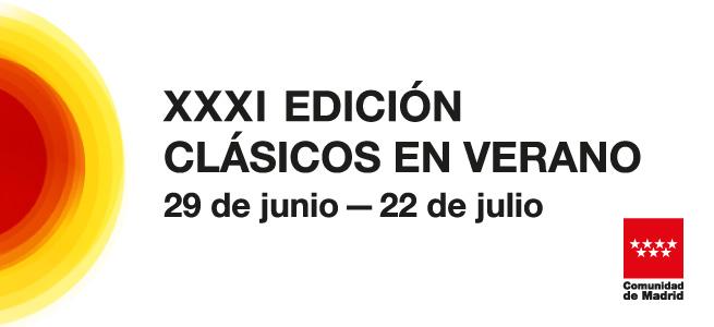festivales  XXXI Edición Clásicos en Verano