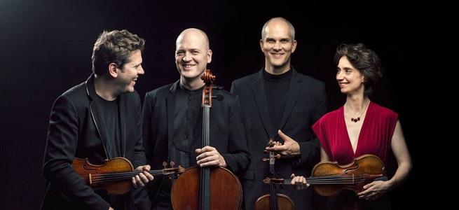 clasica  El Cuarteto Casals lleva su virtuosismo a Veranos de la Villa