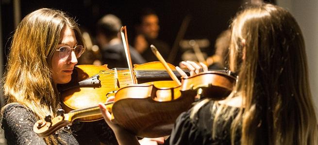 cursos  Últimos días para inscribirse en el Máster de Estudios Orquestales de Musikene
