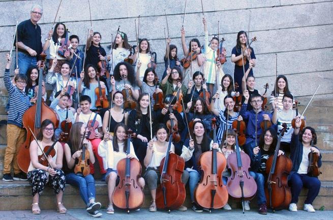 pruebas de acceso  Pruebas de acceso a la Orquestra Infantil e Xuvenil de Vigo Kv2211