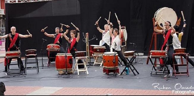 musicas del mundo  Los tambores japoneses suenan en el estreno de ICHIBAN: el primer latido