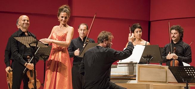 opinion  Dantone y Galou recorren el Barroco musical en Torroella de Montgrí