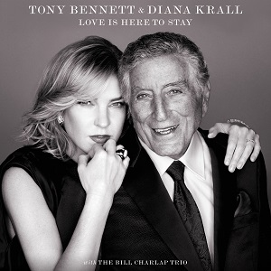 cdsdvds  Tony Bennett y Diana Krall homenajean a los hermanos Gershwin en Love is here to stay