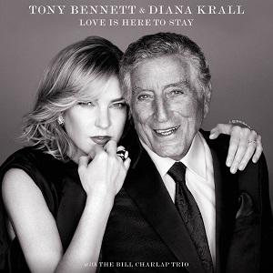 cdsdvds  Tony Bennett y Diana Krall homenajean a los hermanos Gershwin en Love is here to stay