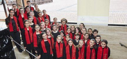 Coro Infantil OFGC © Sergio Bolaños