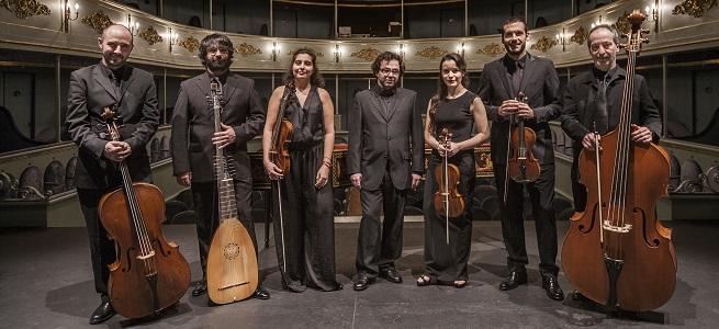 antigua  El conjunto barroco Ímpetus rinde homenaje al compositor francés François Couperin en el 350 aniversario de su nacimiento