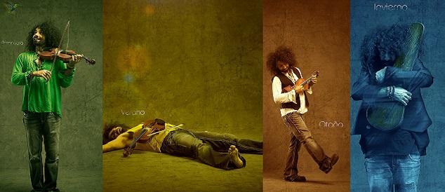 para ninos  Ara Malikian vuelve al Teatro Lara con Mis primeras cuatro estaciones