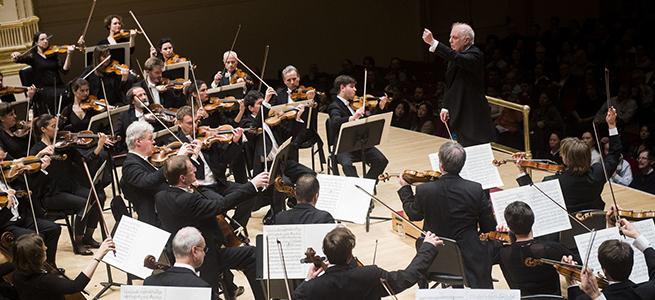 pruebas de acceso  Audiciones para violín de Staatskapelle Berlin