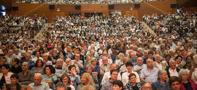 festivales  La Quincena Musical cierra su 79 edición con 6 llenos absolutos y un 91% de ocupación del Auditorio Kursaal