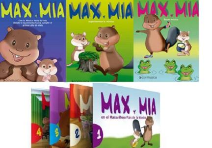 cursos  Seminarios Max y Mia de formación del profesorado