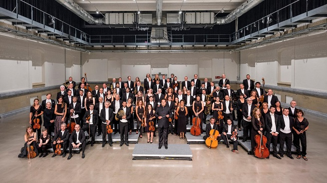 clasica  La Orquesta Sinfónica de Euskadi y Robert Treviño inauguran la Temporada de conciertos 2018/2019