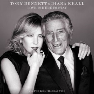 "novedades  Love is here to stay: Diana Krall y Tony Bennett. ""Imposible no acertar al pleno"""