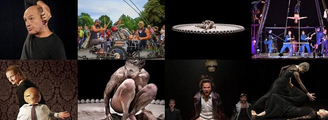 festivales  El MIM recorrerá en su 29ª edición la gramática gestual y corporal a través de 25 espectáculos