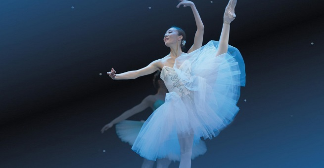 clasica danza  La Compañía Nacional de Danza baila Don Quijote en el Liceu