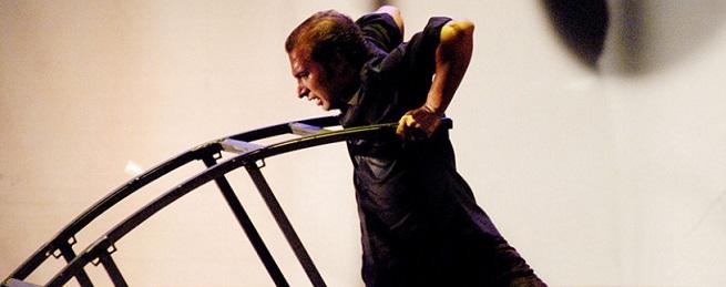 espanola  Israel Galván abre el programa oficial de la XX Bienal de flamenco con Arena