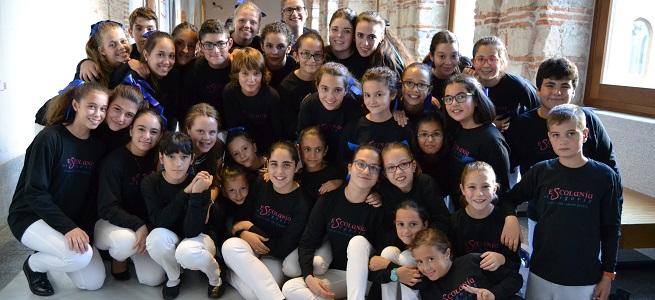 pruebas de acceso  Abierto el periodo de inscripción para niños y jóvenes en la Escolanía de Segovia