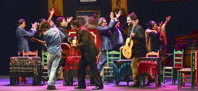 espanola  La Bienal de flamenco propone cuatro veladas al aire libre en el tradicional corral de vecinos 'Hotel Triana'