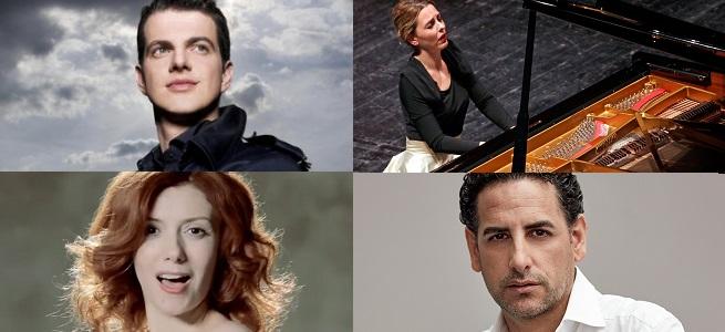 temporadas  Los Conciertos del Auditorio y Jornadas de Piano celebran el vigésimo aniversario de la Oviedo Filarmonía y el Auditorio