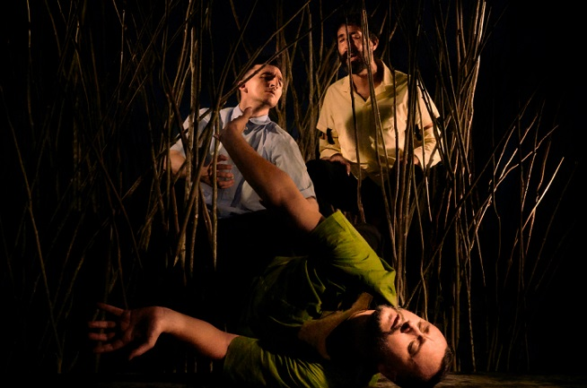 contemporanea danza  Daniel Doña traspasa las reglas formales de la creación coreográfica en su nuevo espectáculo, 'Psique'
