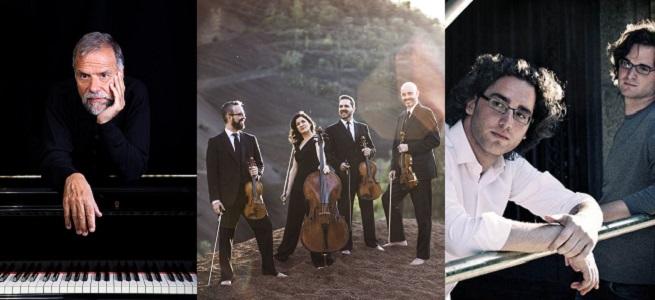temporadas  La Fundación Juan March viaja desde la música renacentista a la creación actual en su nueva temporada