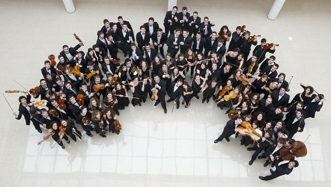 pruebas de acceso  Audiciones de la Joven Orquesta Nacional de España