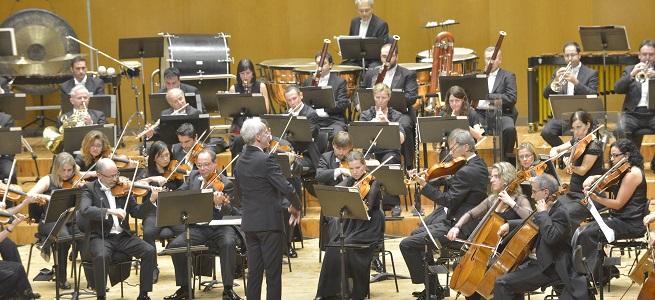 clasica  La Real Filharmonía de Galicia inaugura su temporada con la ópera <I>El holandés errante</I> de Wagner en versión concierto