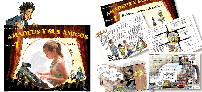cursos  Seminario Conmusica Amadeus y sus amigos