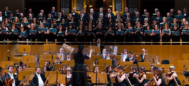 clasica  Carmina Burana abre la VIII temporada de Orquesta Metropolitana de Madrid y Coro Talía en el Auditorio Nacional